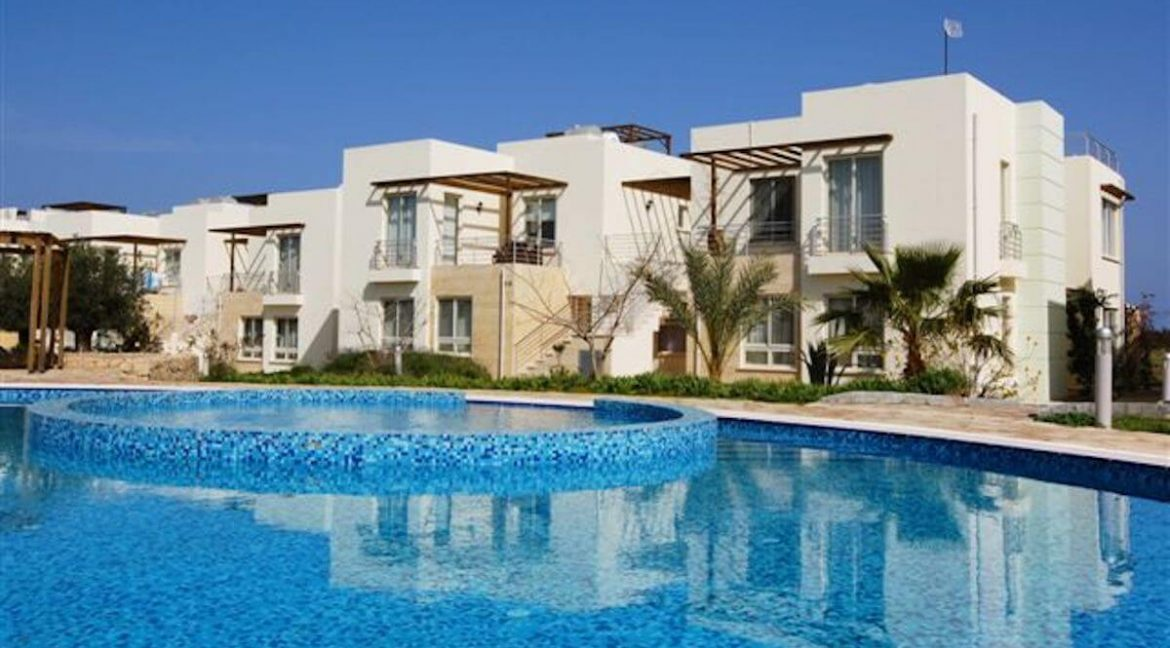 Turtle Beach & Golf Garden Apartment 3 Bed - North Cyprus Property Z2