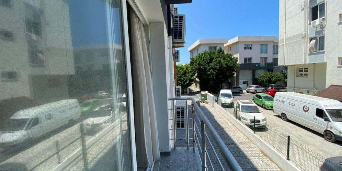 Central Kyrenia Modern Apartment 2 Bed - North Cyprus Property 10