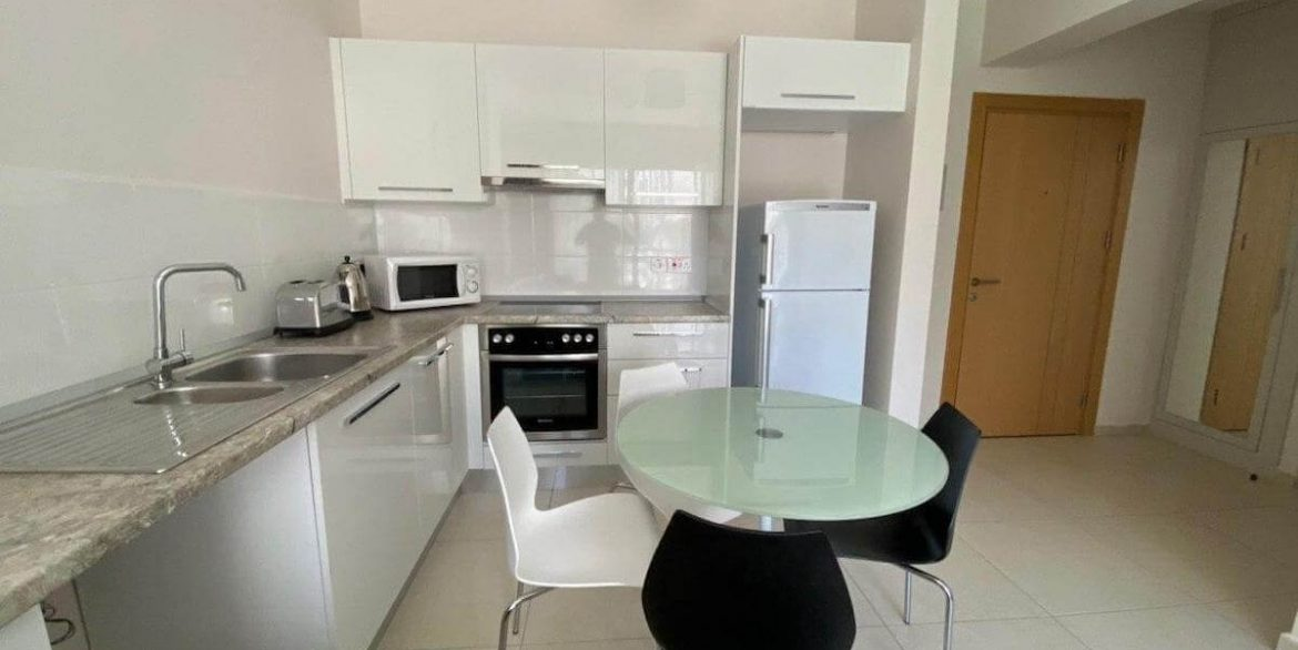 Central Kyrenia Modern Apartment 2 Bed - North Cyprus Property 13