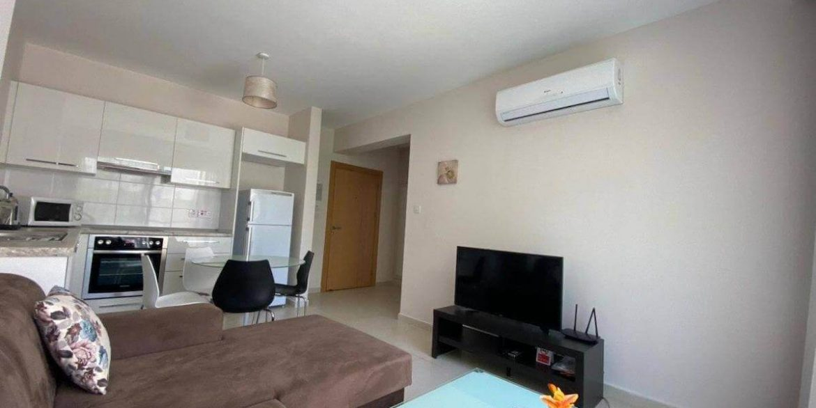 Central Kyrenia Modern Apartment 2 Bed - North Cyprus Property 14