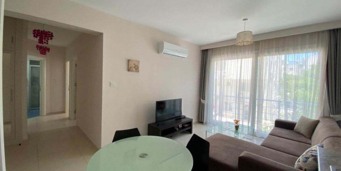 Central Kyrenia Modern Apartment 2 Bed - North Cyprus Property 16