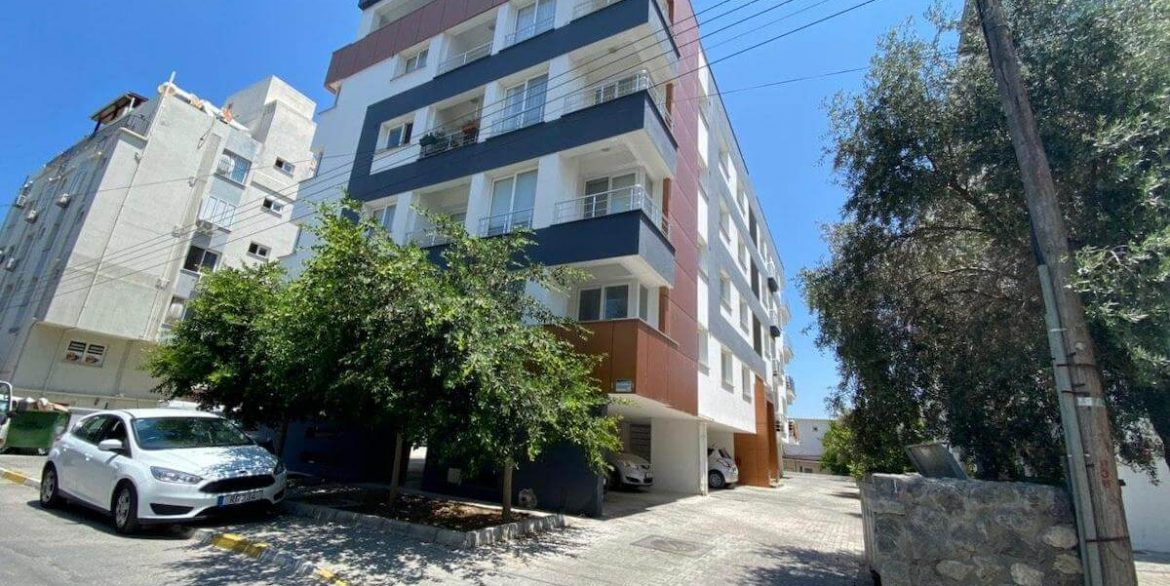 Central Kyrenia Modern Apartment 2 Bed - North Cyprus Property 17