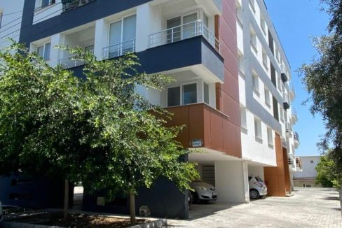 Central Kyrenia Modern Apartment 2 Bed - North Cyprus Property 18