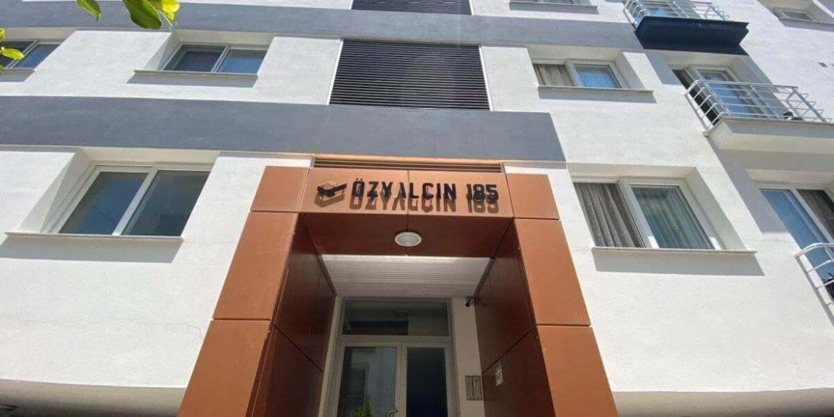 Central Kyrenia Modern Apartment 2 Bed - North Cyprus Property 20