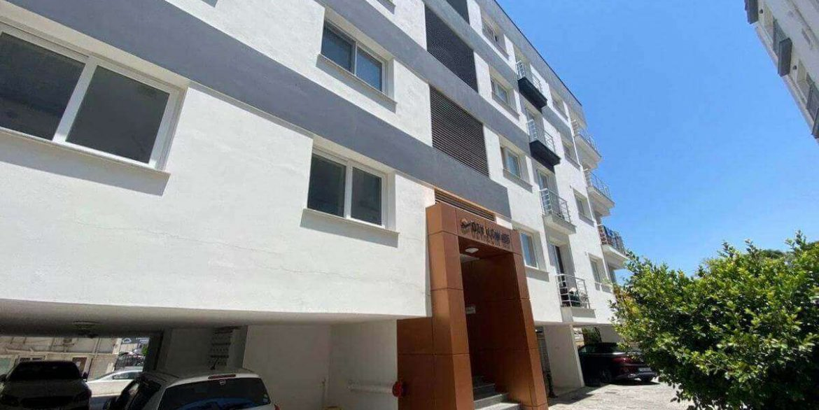 Central Kyrenia Modern Apartment 2 Bed - North Cyprus Property 21