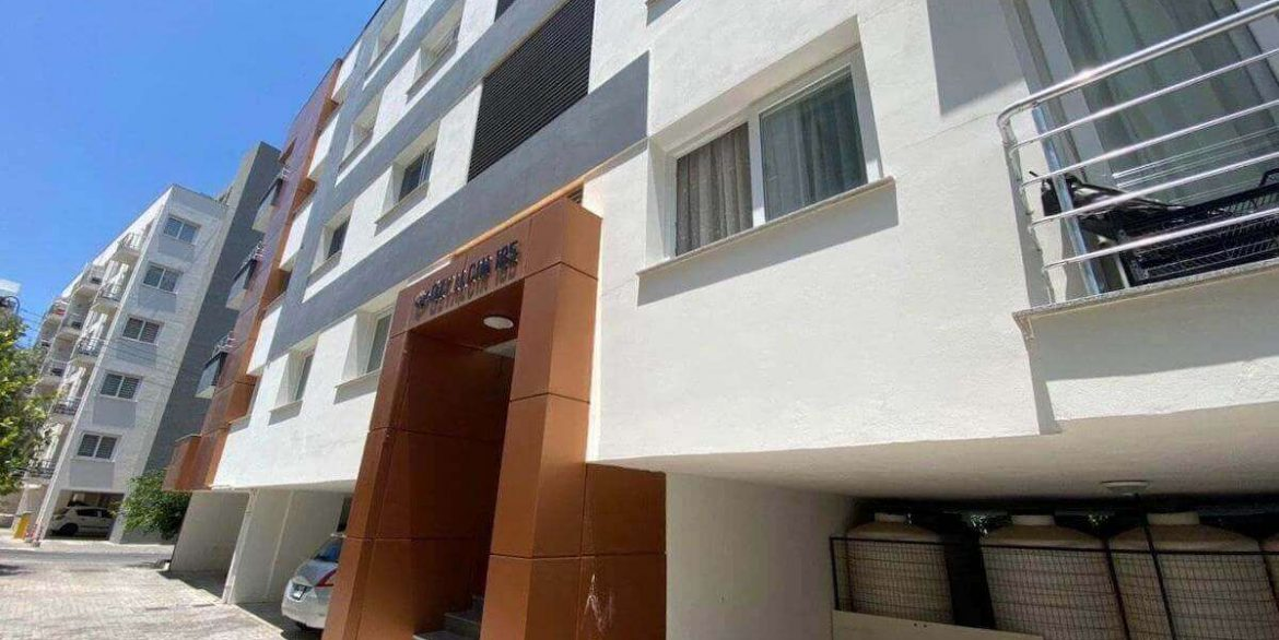 Central Kyrenia Modern Apartment 2 Bed - North Cyprus Property 22