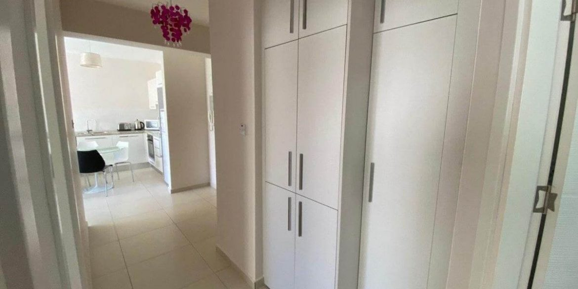 Central Kyrenia Modern Apartment 2 Bed - North Cyprus Property 4