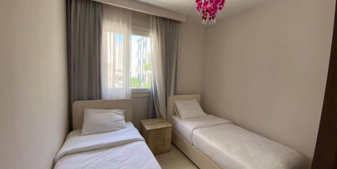 Central Kyrenia Modern Apartment 2 Bed - North Cyprus Property 5