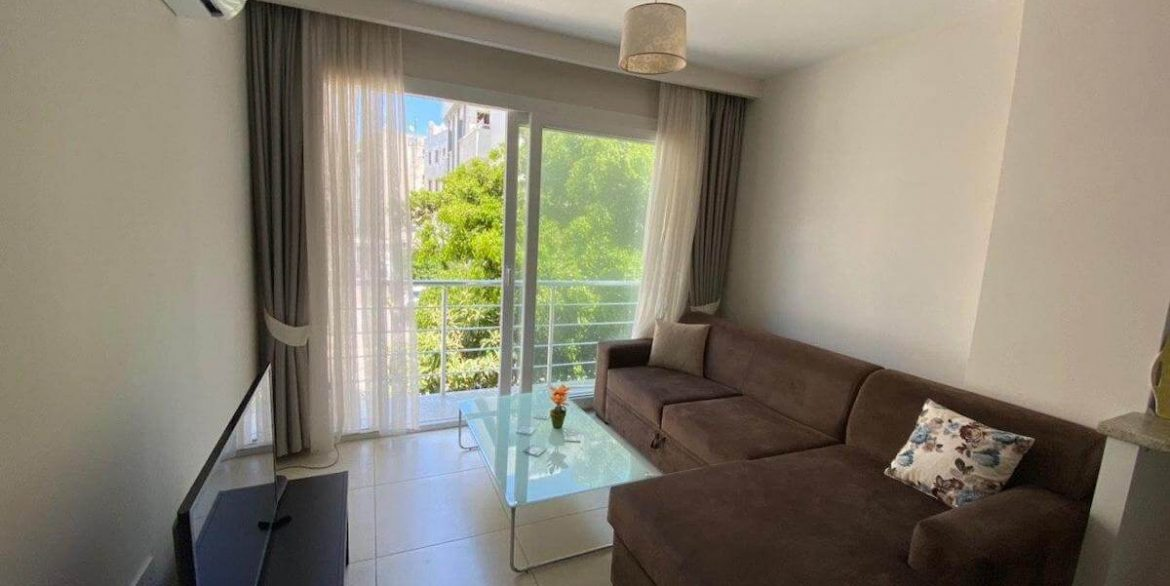 Central Kyrenia Modern Apartment 2 Bed - North Cyprus Property 9