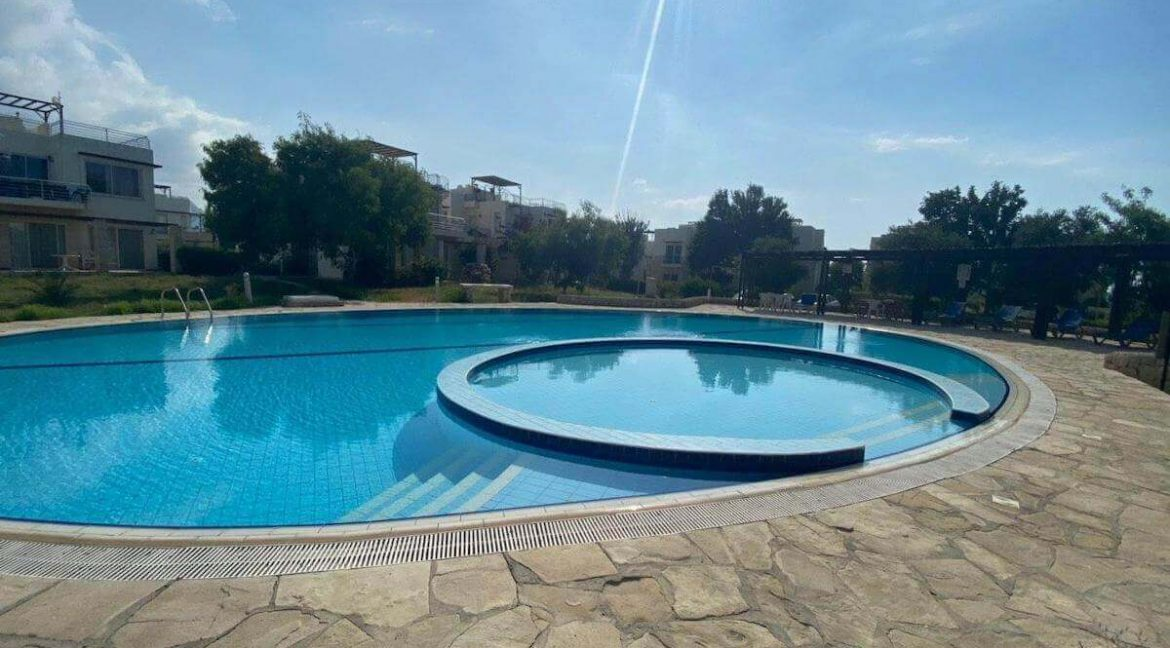 Esentepe Beach and Golf Frontline Penthouse 2 Bed - North Cyprus Property 21