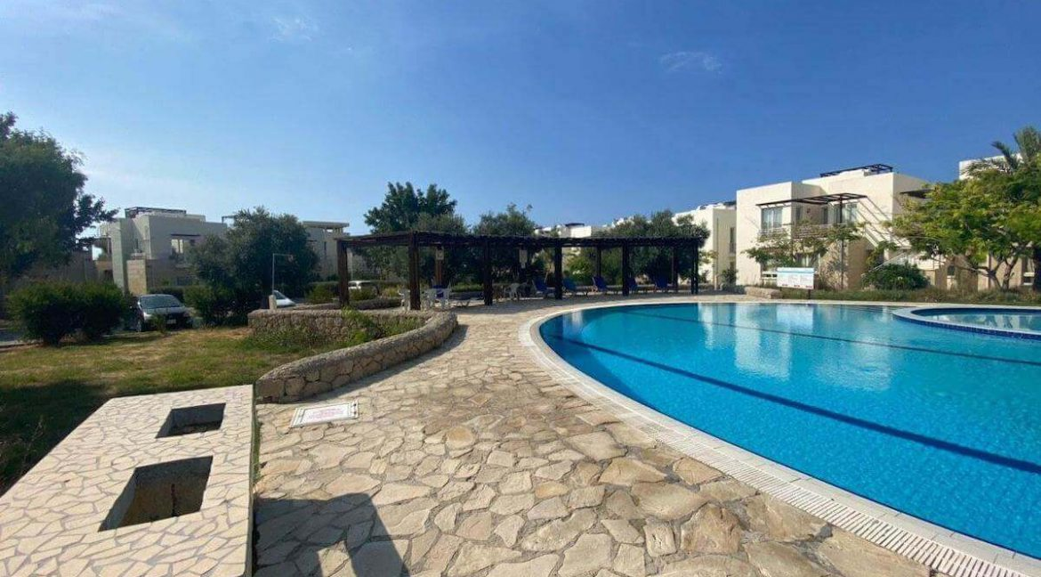 Esentepe Beach and Golf Frontline Penthouse 2 Bed - North Cyprus Property 23