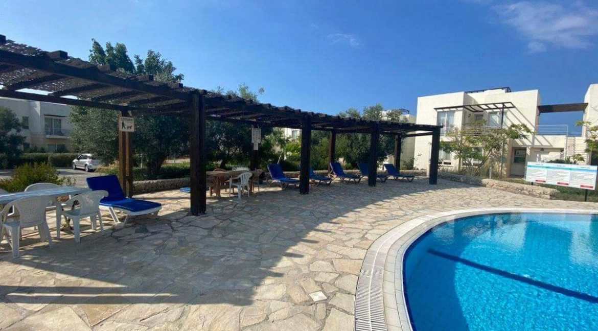 Esentepe Beach and Golf Frontline Penthouse 2 Bed - North Cyprus Property 24
