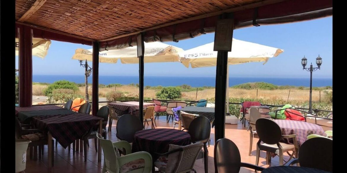 Turtle Bay Village Cafe - North Cyprus Property