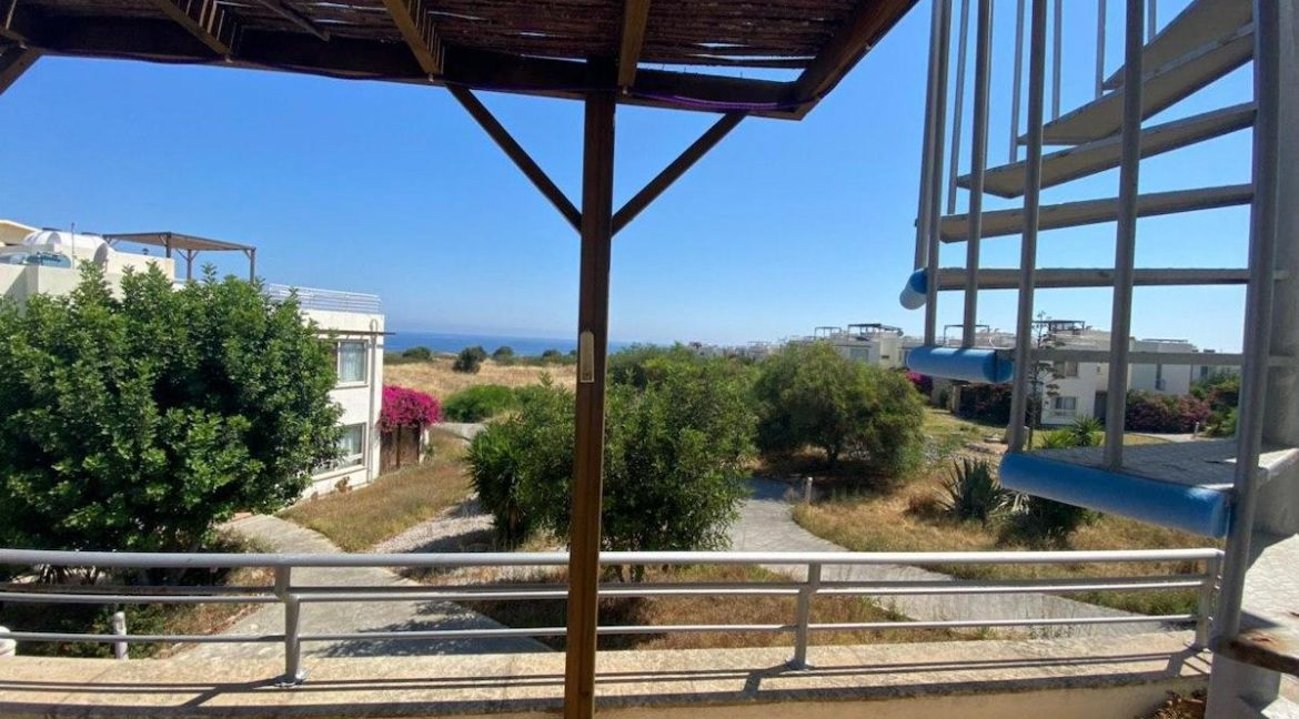 Turtle Beach & Golf Seaview Penthouse 2 Bed - North Cyprus Property 2