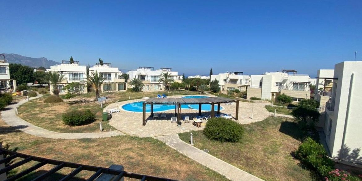 Turtle Beach & Golf Seaview Penthouse 2 Bed - North Cyprus Property 3