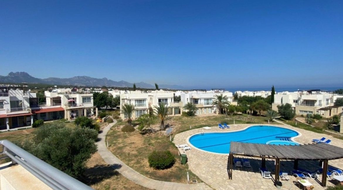 Turtle Beach & Golf Seaview Penthouse 2 Bed - North Cyprus Property 6