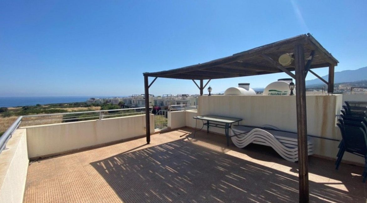 Turtle Beach & Golf Seaview Penthouse 2 Bed - North Cyprus Property 7