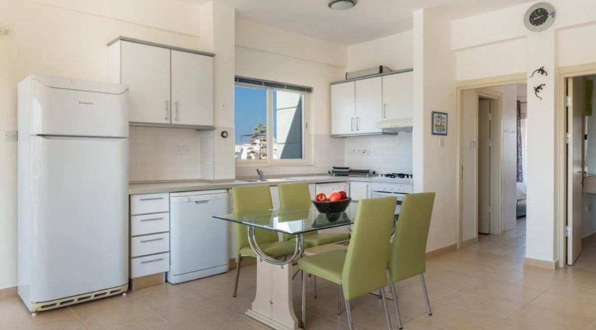 Turtle Beach & Golf Seaview Penthouse 2 Bed - North Cyprus Property Z26