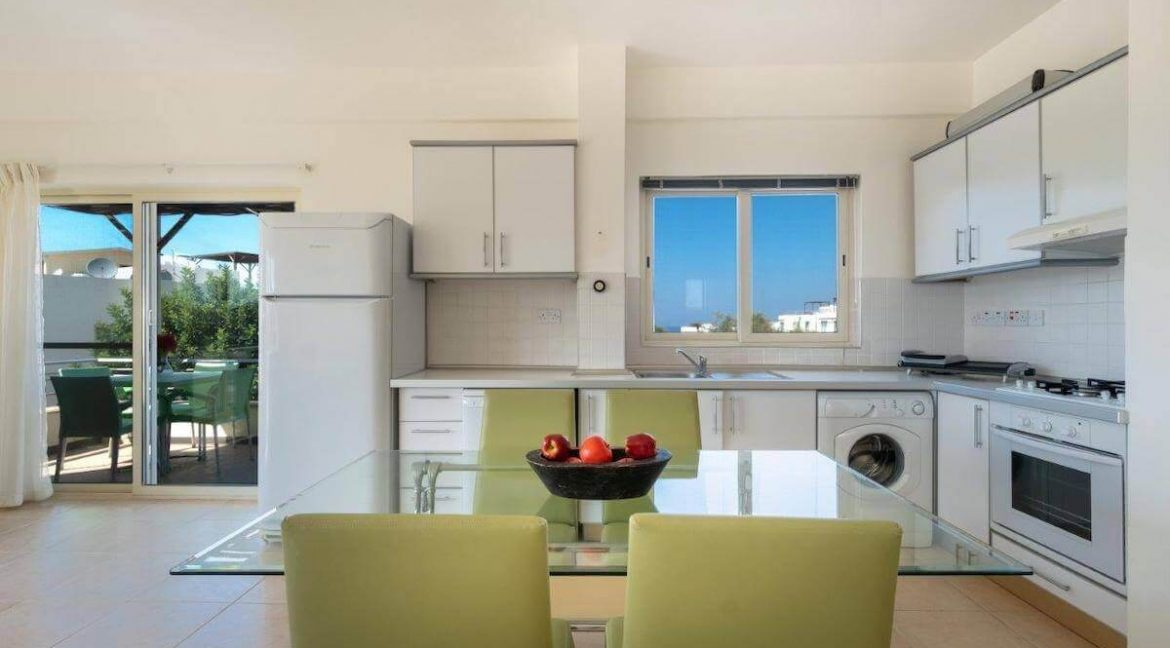 Turtle Beach & Golf Seaview Penthouse 2 Bed - North Cyprus Property Z27