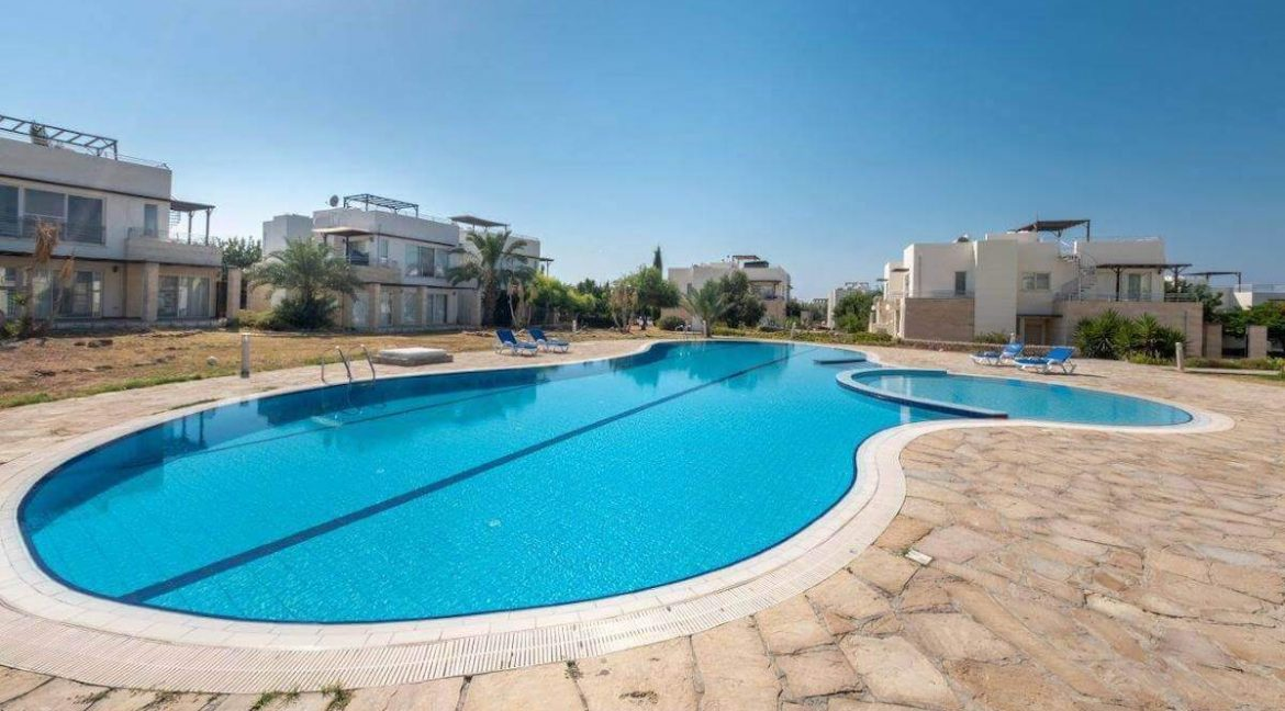 Turtle Beach & Golf Seaview Penthouse 2 Bed - North Cyprus Property Z40