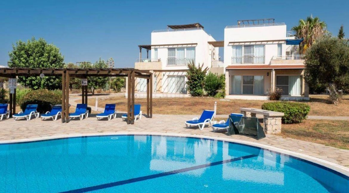 Turtle Beach & Golf Seaview Penthouse 2 Bed - North Cyprus Property Z41