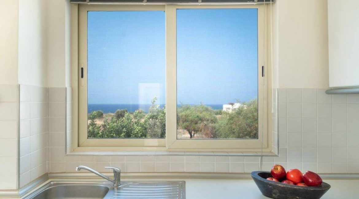 Turtle Beach & Golf Seaview Penthouse 2 Bed - North Cyprus Property Z46