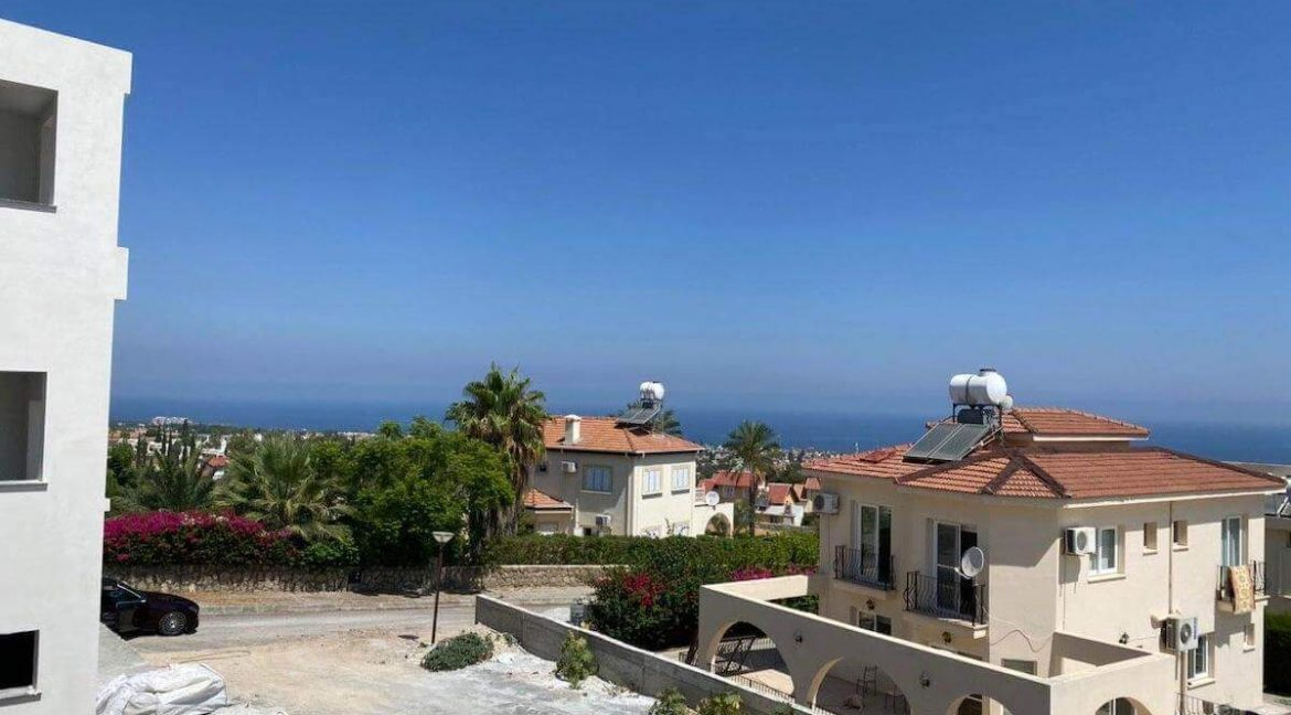 Upper Catalkoy Seaview VIlla 3 Bed - North Cyprus Property 10