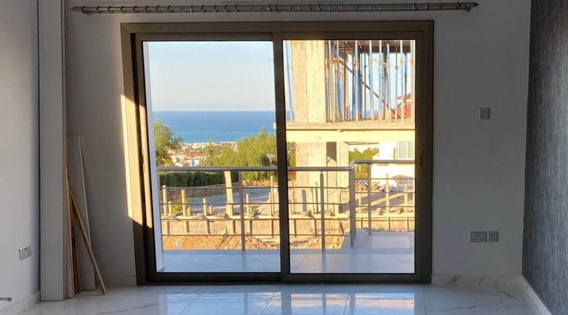 Upper Catalkoy Seaview VIlla 3 Bed - North Cyprus Property 17
