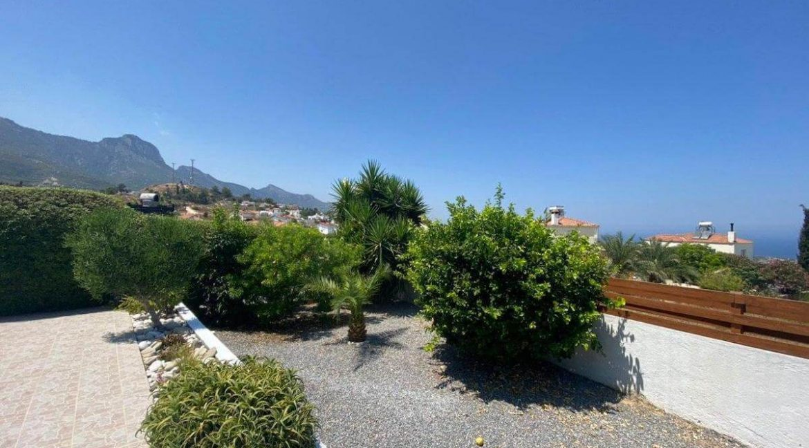 Arapkoy Panorama Seaview Villa 3 Bed - North Cyprus Property 1