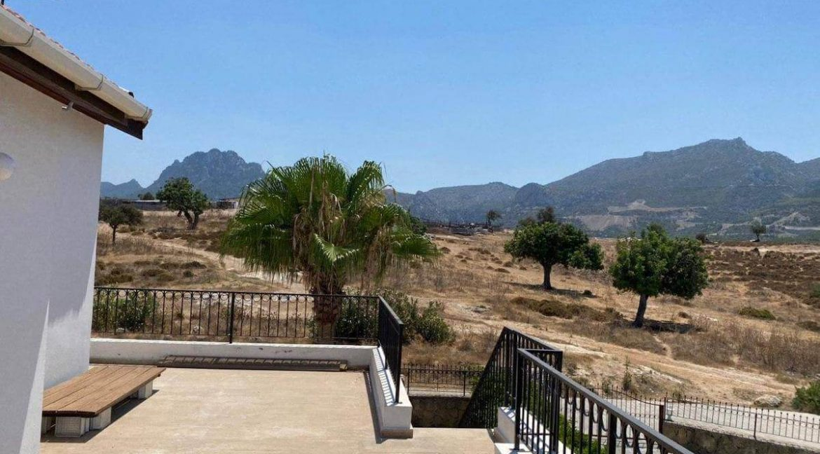 Arapkoy Panorama Seaview Villa 3 Bed - North Cyprus Property 25