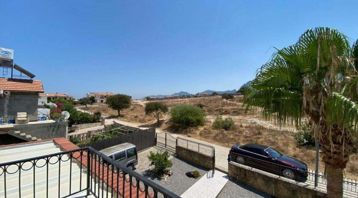 Arapkoy Panorama Seaview Villa 3 Bed - North Cyprus Property 33