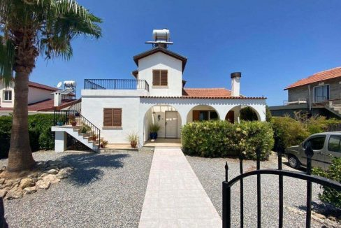 Arapkoy Panorama Seaview Villa 3 Bed - North Cyprus Property 42