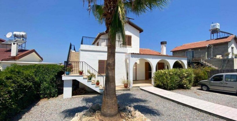 Arapkoy Panorama Seaview Villa 3 Bed