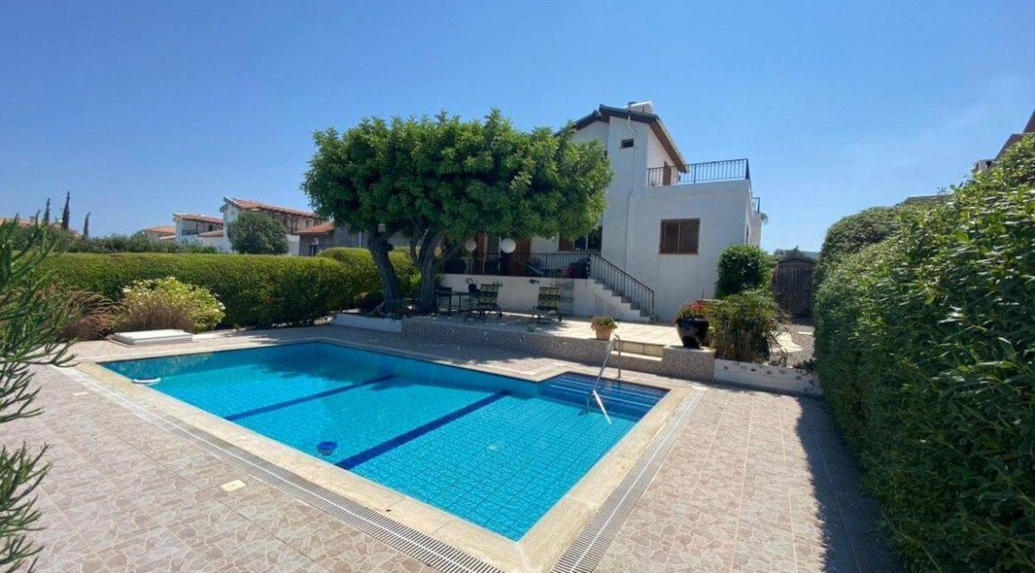 Arapkoy Panorama Seaview Villa 3 Bed - North Cyprus Property 6