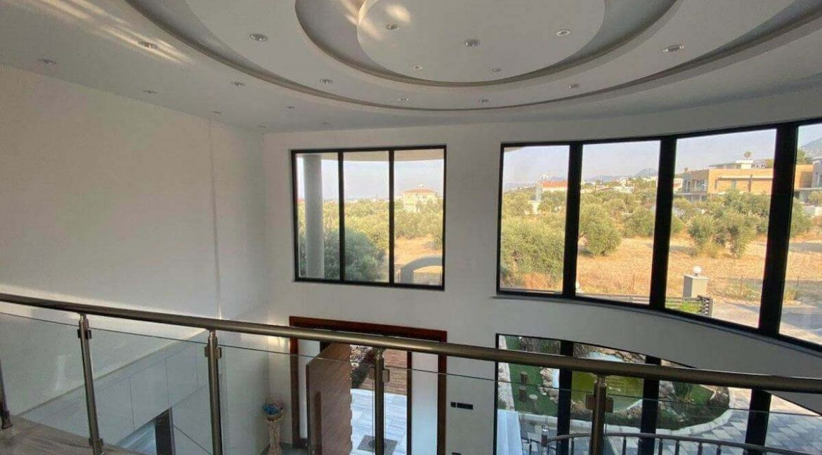 Catalkoy Modern Luxury Villa 4 Bed - North Cyprus Property 28
