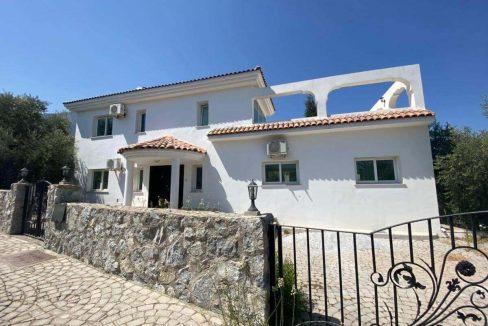 Turkish Title Villa Olive 4 Bed - North Cyprus Property 1