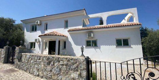 Turkish Title Villa Olive 4 Bed