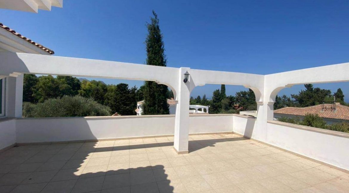 Turkish Title Villa Olive 4 Bed - North Cyprus Property 12