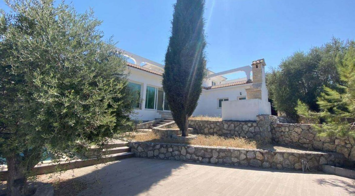 Turkish Title Villa Olive 4 Bed - North Cyprus Property 23