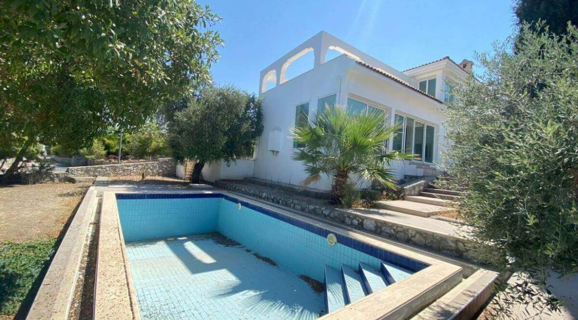 Turkish Title Villa Olive 4 Bed - North Cyprus Property 24