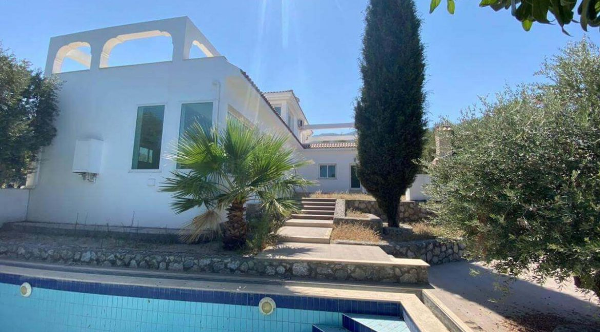 Turkish Title Villa Olive 4 Bed - North Cyprus Property 26