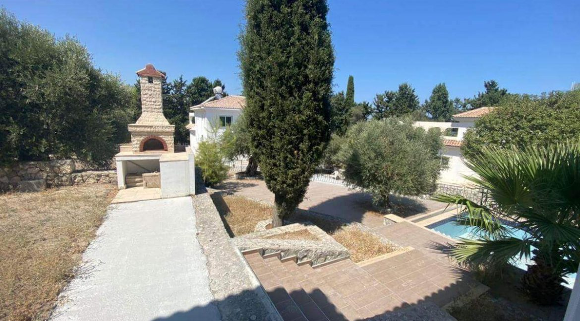 Turkish Title Villa Olive 4 Bed - North Cyprus Property 7