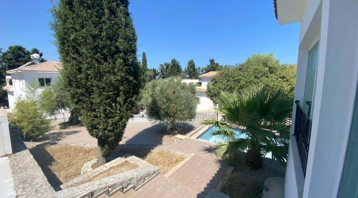 Turkish Title Villa Olive 4 Bed - North Cyprus Property 8
