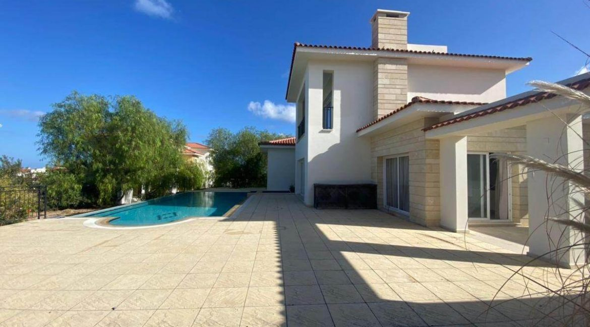 Esentepe Beach & Golf Luxury Modern Villa 3 Bed - North Cyprus Property 12