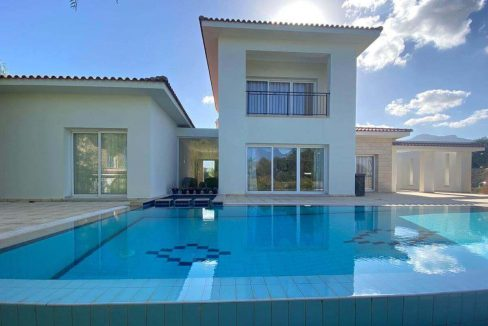 Esentepe Beach & Golf Luxury Modern Villa 3 Bed - North Cyprus Property 6