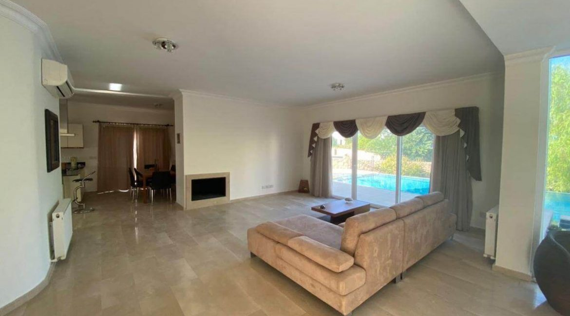 Esentepe Beach & Golf Luxury Modern Villa 3 Bed - North Cyprus Property 8
