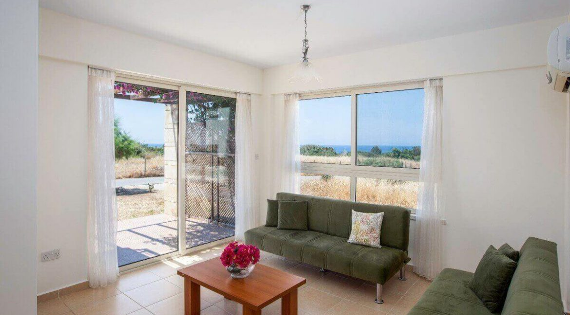 Turtle Beach & Golf Apartment 2 Bed - North Cyprus Property 12