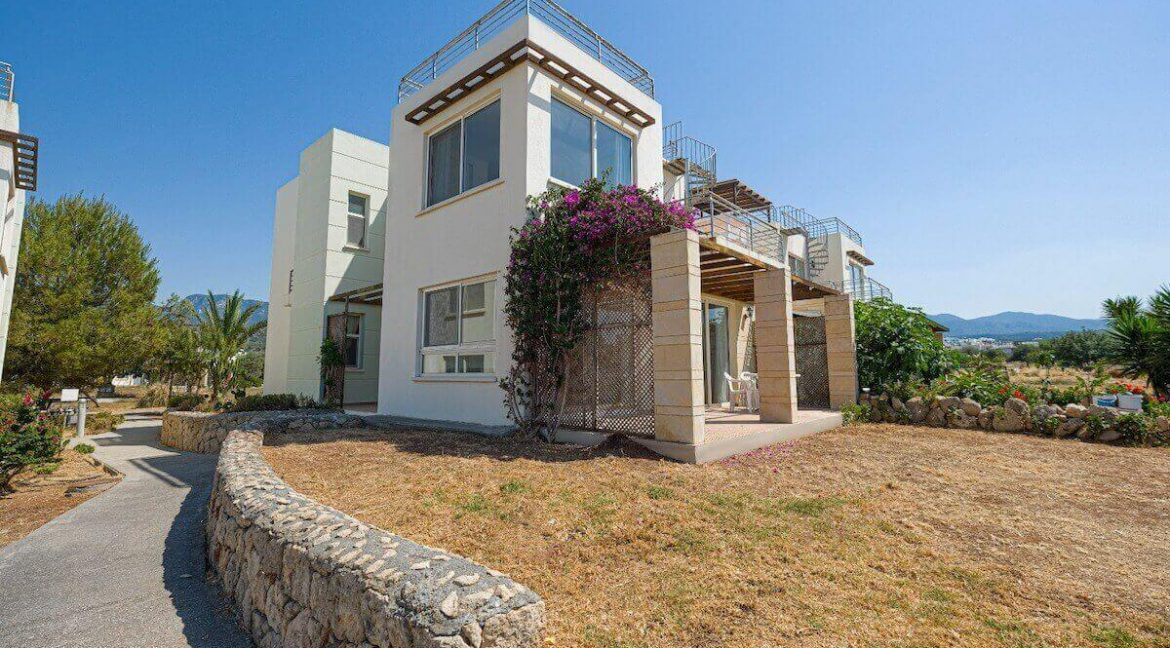 Turtle Beach & Golf Apartment 2 Bed - North Cyprus Property 14