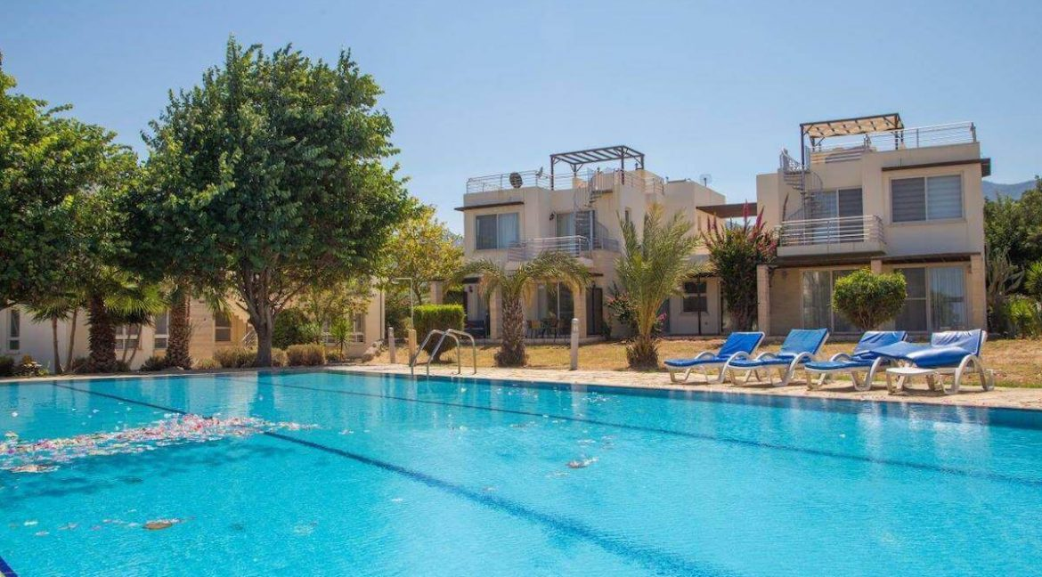 Turtle Beach & Golf Garden Apartment 2 Bed - North Cyprus Property 24