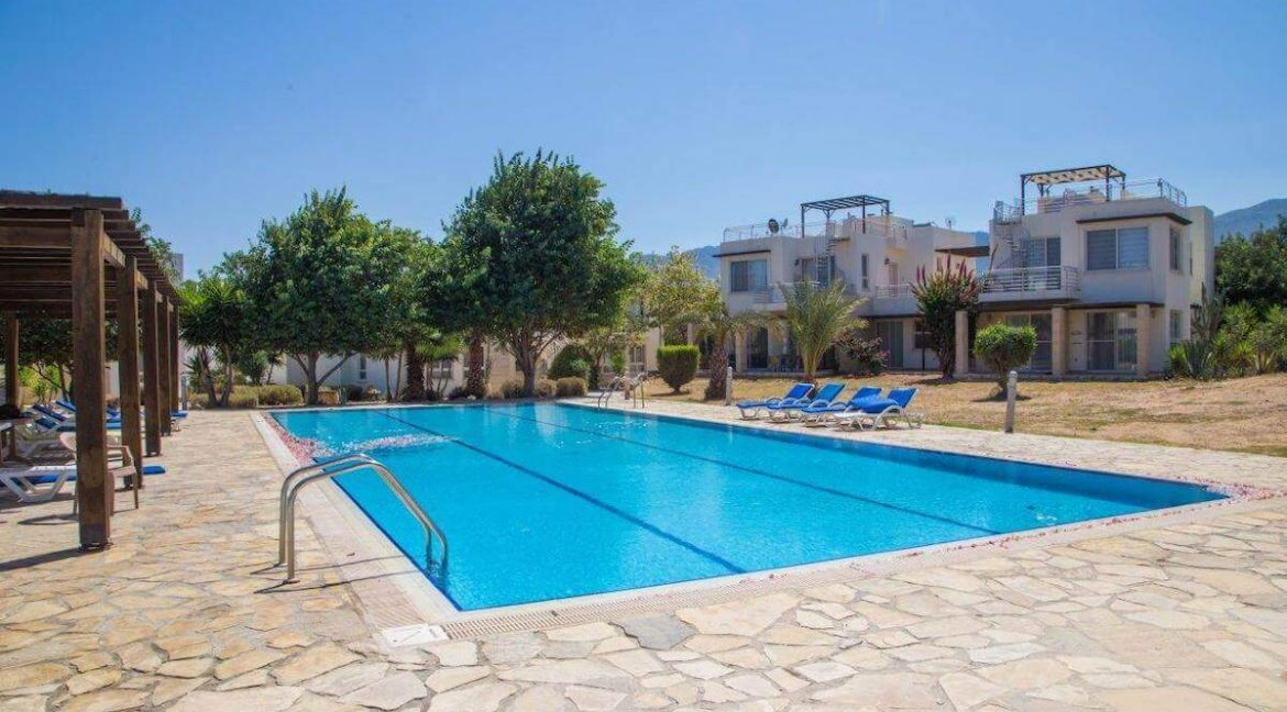 Turtle Beach & Golf Garden Apartment 2 Bed - North Cyprus Property 25